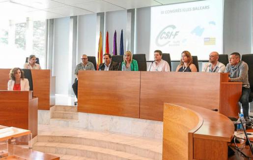 IX CONGRESO CSIF ILLES BALEARS