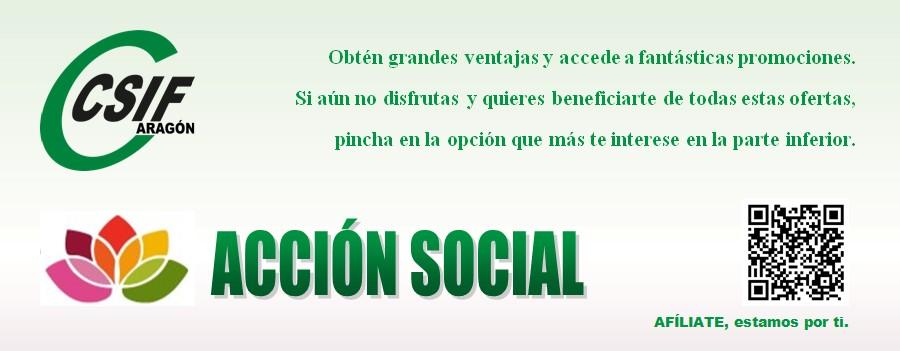 ACCIÓN SOCIAL ARAGÓN