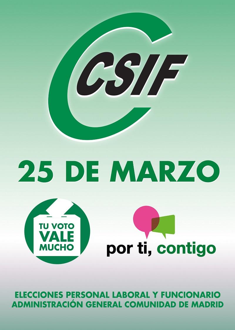 CARTEL CSIF AGCM web