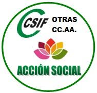 ACCIÓN SOCIAL OTRAS COMUNIDADES AUTÓNOMAS
