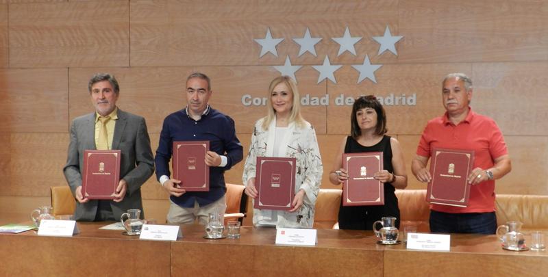 Acuerdo Sectorial Justicia Madrid. CSIF