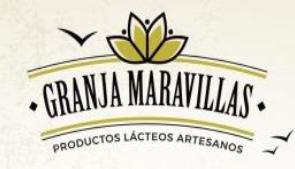 Granja Maravillas Logo