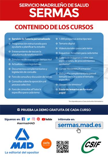 Cursos CSIF-MAD Sermas II