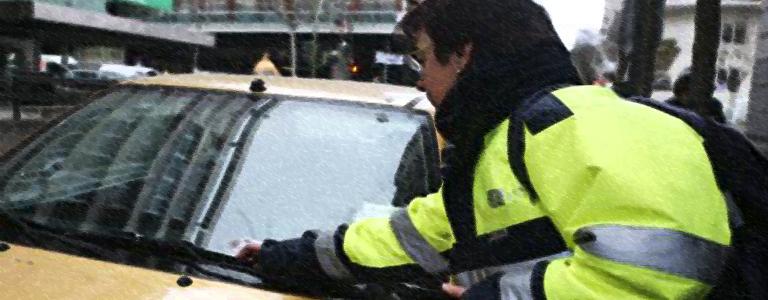 SER servicio estacionamiento regulado Madrid CSIF