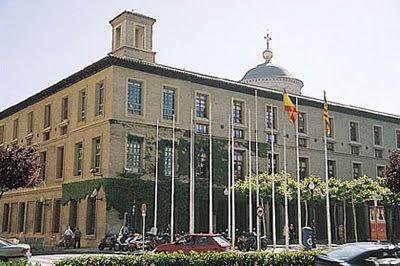 Sede del Gobierno de Aragón