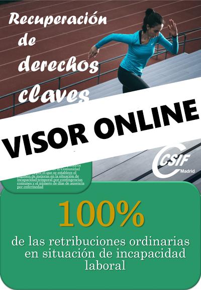 Acuerdo Mejora IT - documento CSIF Madrid