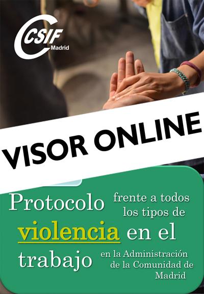 Protocolo violencia trabajo CSIF