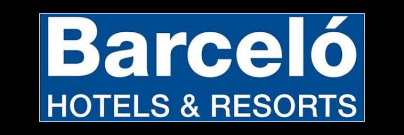 Logo tipo de la cadena de hoteles Barceló