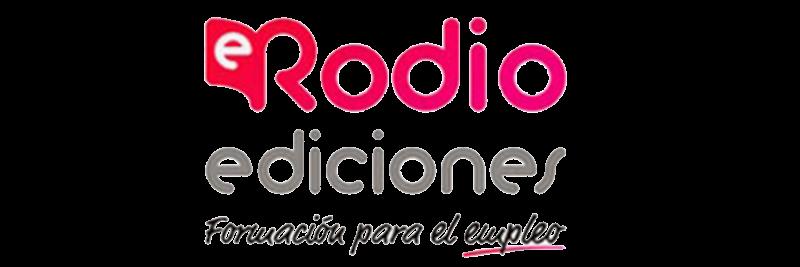 Logotipo de ediciones rodio