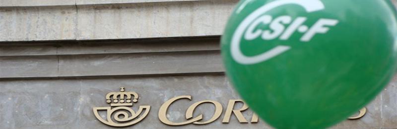 CSIF exige a Correos que refuerce su plantilla para evitar que se repitan las colas en las próximas elecciones