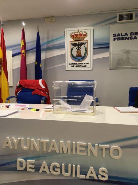 Csif se consolida como primera fuerza sindical en el Ayuntamiento de Águilas