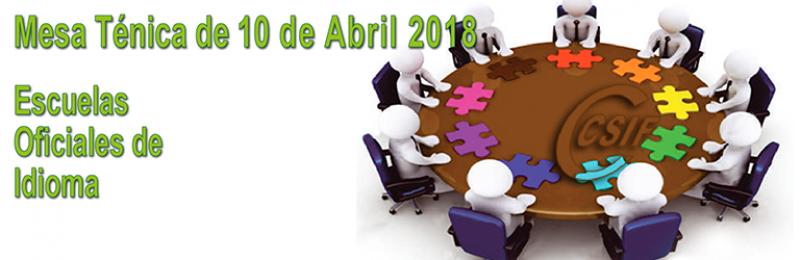 Resumen Mesa Técnica del 10 de Abril de 2018 (EOI)