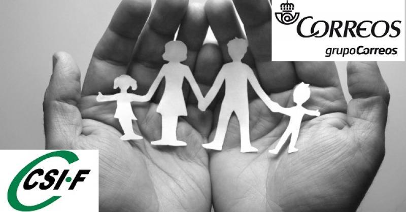 Ayudas de Acción Social de Correos