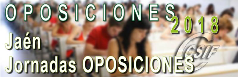 Jaén - Asamblea Preparación de OPOSICIONES 21018