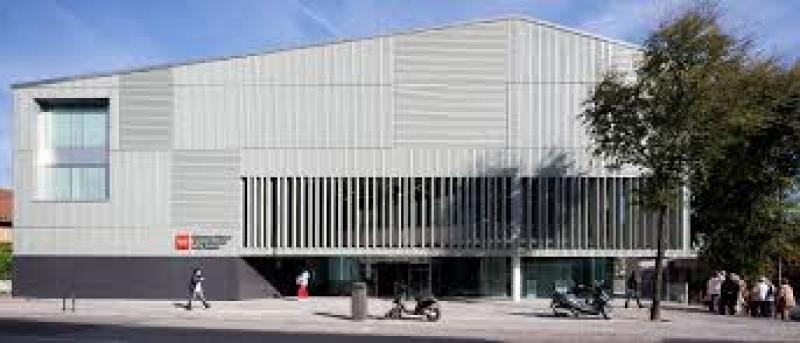 Biblioteca Publica Luis Rosales