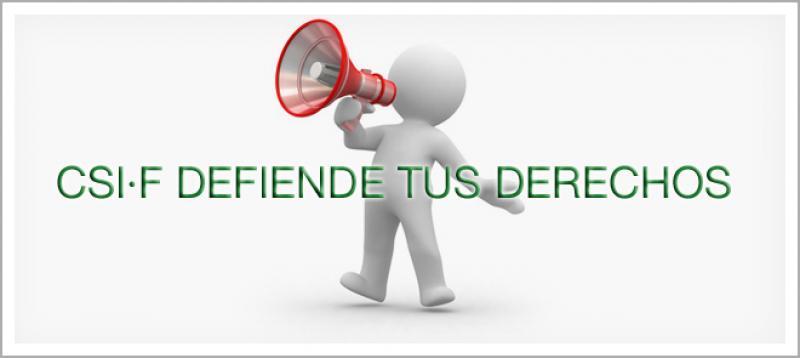 Defendiendo tus derechos