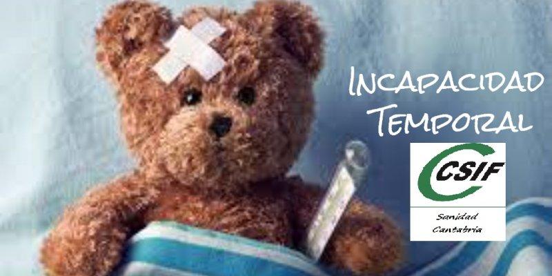 CSIF Incapacidad Temporal