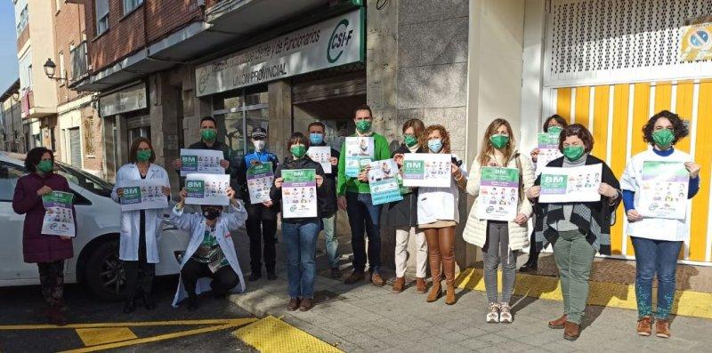 CSIF Palencia 8M Día internacional de la Mujer