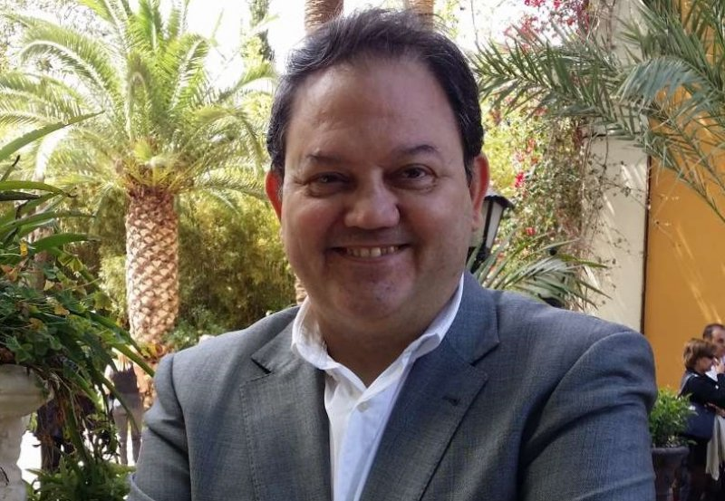 José Cruz, responsable de Construcción en CSIF Comunidad Valenciana