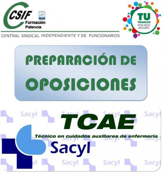Curso TCAE Sacyl