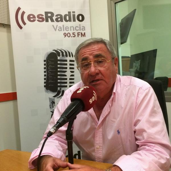Daniel Matoses, presidente CSI·F Comunidad Valenciana