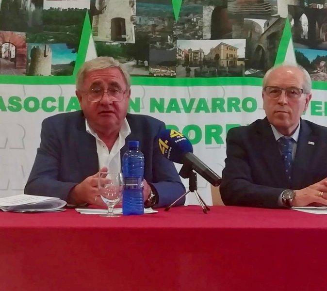 Daniel Matoses, durante la intervención en Segorbe
