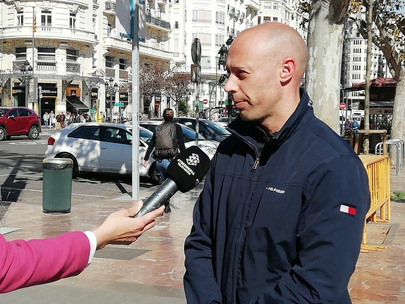 Emilio Rodríguez, delegado de Policía Local de CSIF