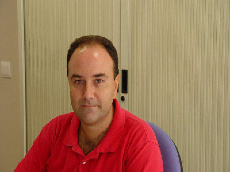 Ezequiel Archilla, portavoz de Tráfico de CSI·F Provincia de Valencia