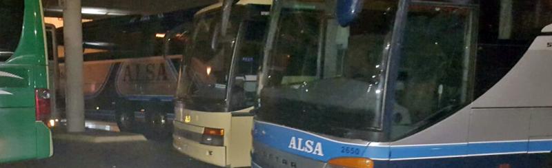 CSIF denuncia irregularidades con la plantilla de trabajadores de limpieza de la estación de autobuses de Granada