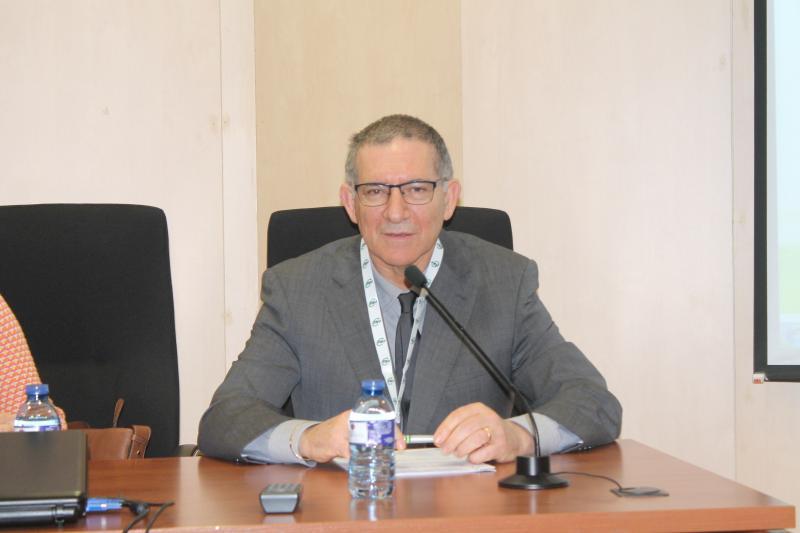 Francisco Peñalosa, presidente de CSI·F Administración Local en la Comunidad Valenciana