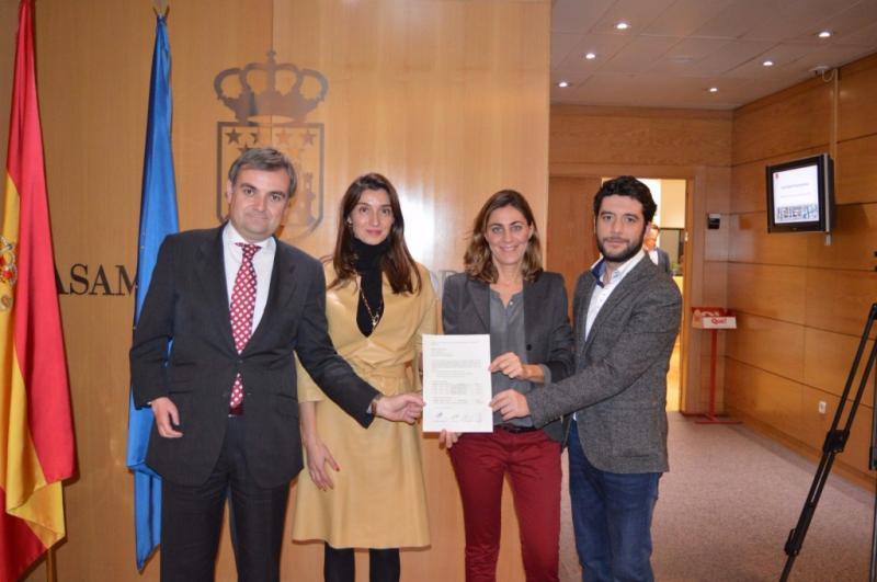 Acuerdo vacantes Justicia Asamblea Madrid
