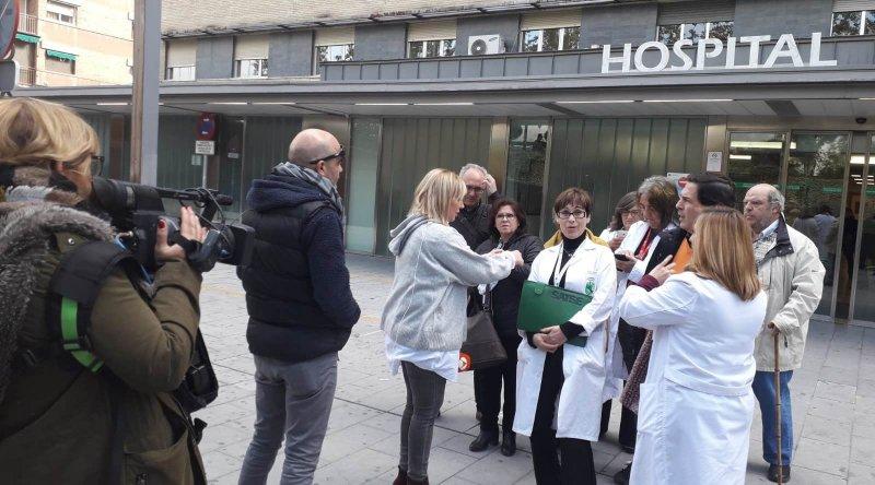 CSIF Granada condena la agresión sufrida por tres profesionales del Hospital Materno Infantil y exigirá que se revisen los protocolos