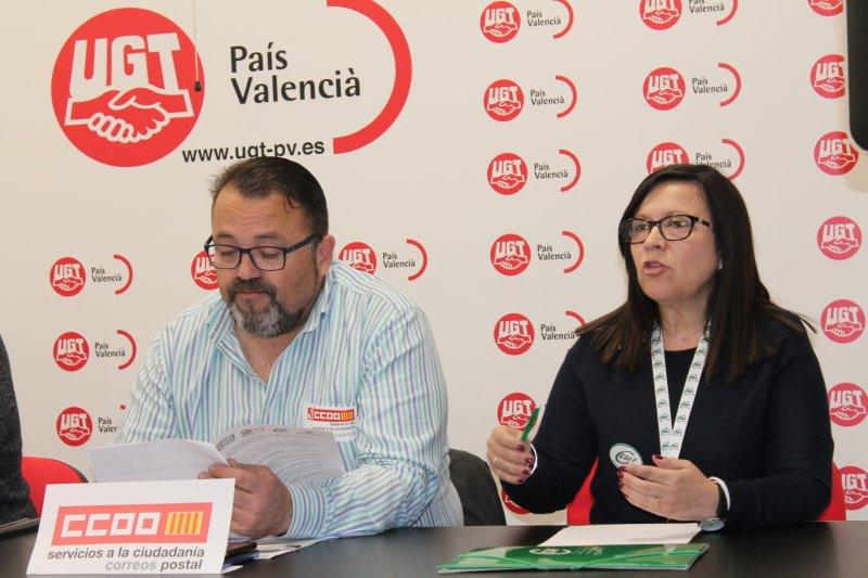 María de la Dueña, presidenta CSIF EPE Comunidad Valenciana
