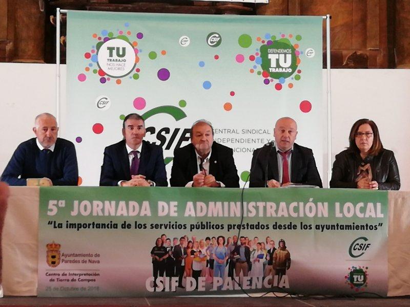 5ª Jornada de Administración Local