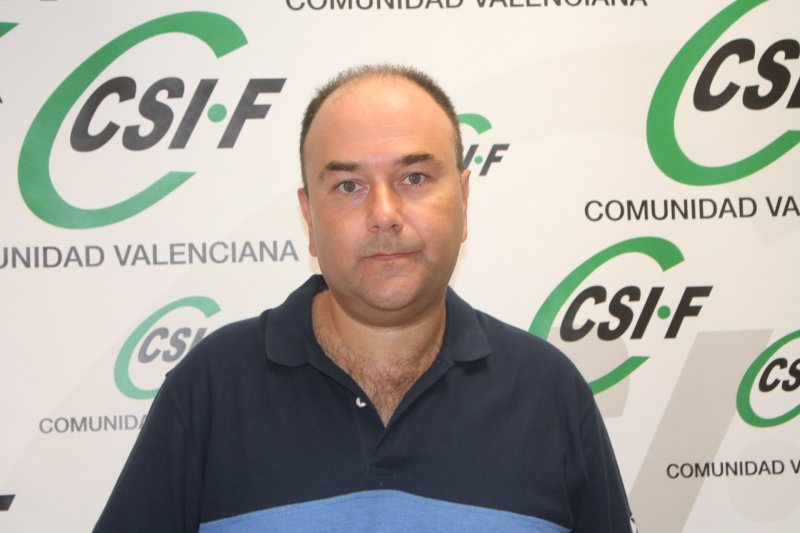 Ezequiel Archilla, vicepresidente autonómico de Administración Central en la Comunidad Valenciana