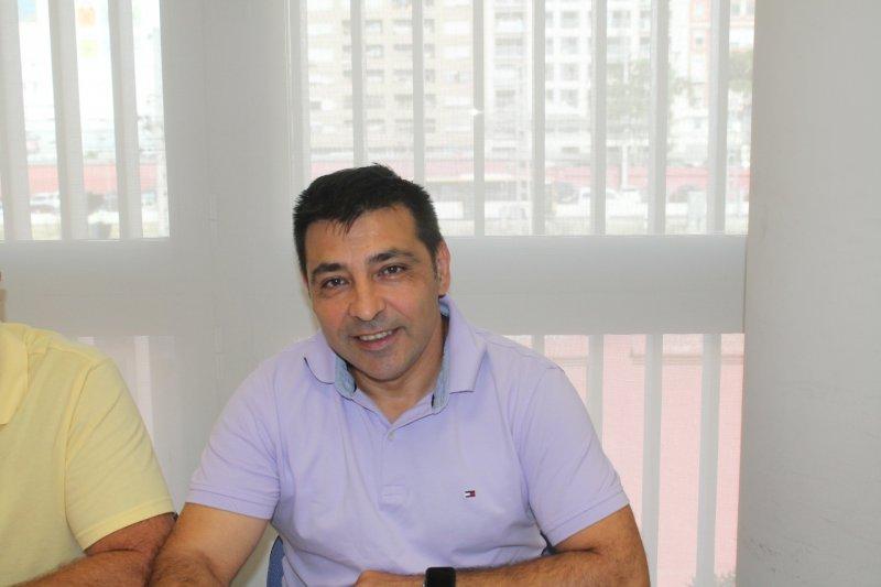 José Alfonso, vicepresidente de CSIF Administración Local Comunidad Valenciana