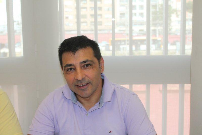 José Alfonso Fenollosa, vicepresidente de CSIF Administración Local