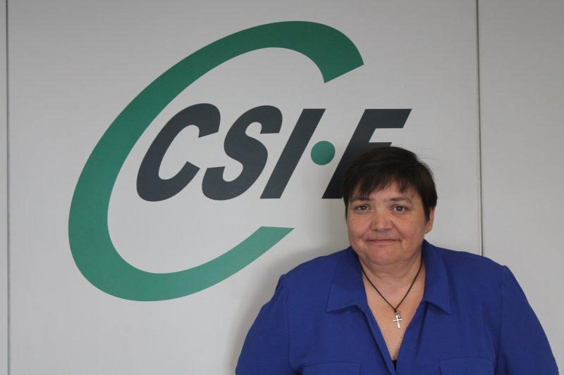 Ruth López, responsable CSIF Empresa Privada provincia de Valencia