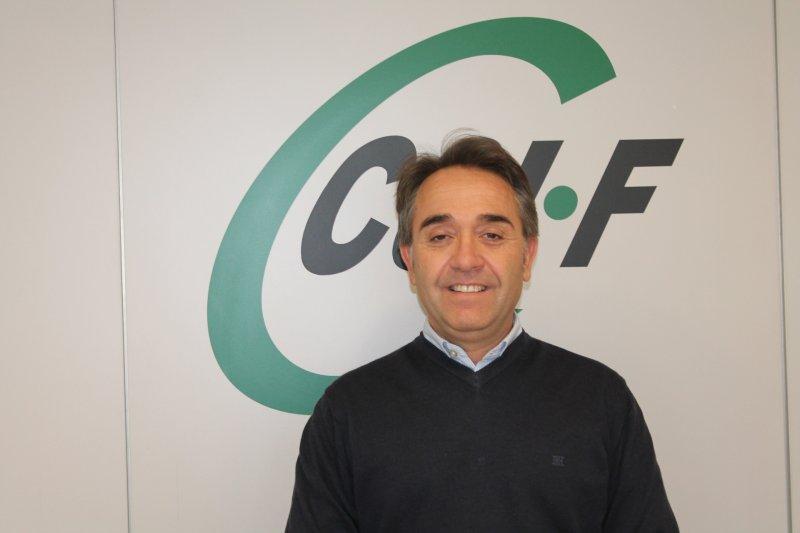 José Luis Arnau, delegado de Sanidad de CSIF Comunidad  Valenciana
