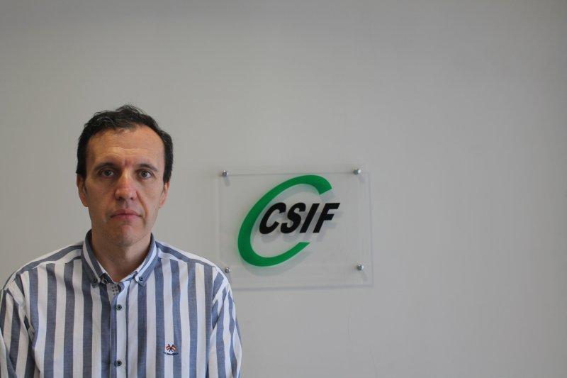 José Seco, portavoz de Educación de CSIF Comunidad Valenciana