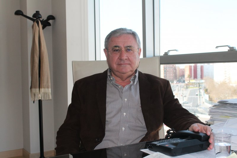 Daniel Matoses, presidente del sindicato CSIF Comunidad Valenciana