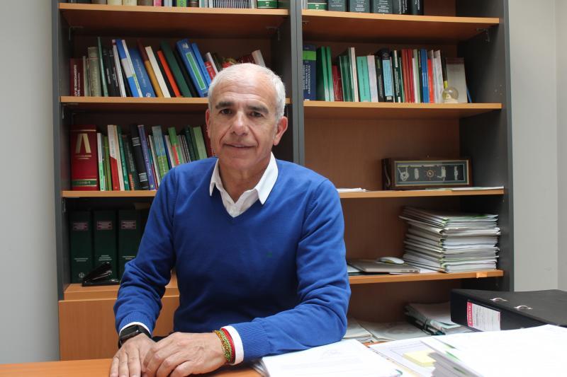Mario Martín, responsable servicios jurídicos CSI·F CV