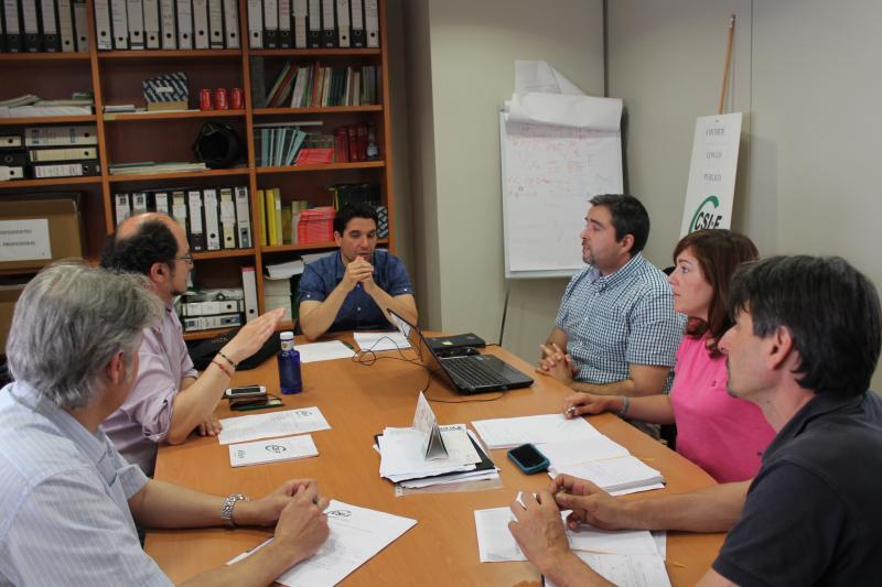 Ejecutiva Educación CSI·F Comunidad Valenciana