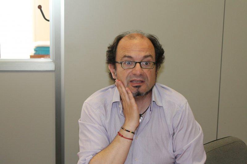 Javier Mas, delegado Educación CSI·F Alicante