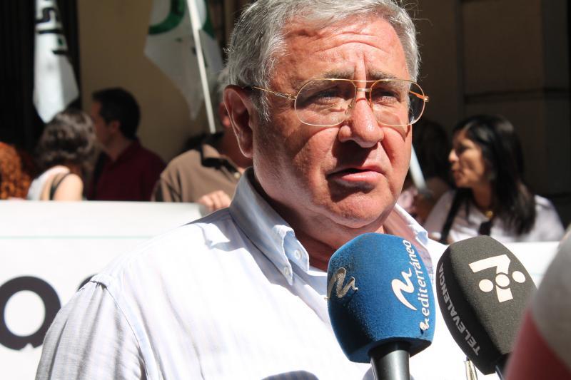 Daniel Matoses, presidente autonómico de CSI·F