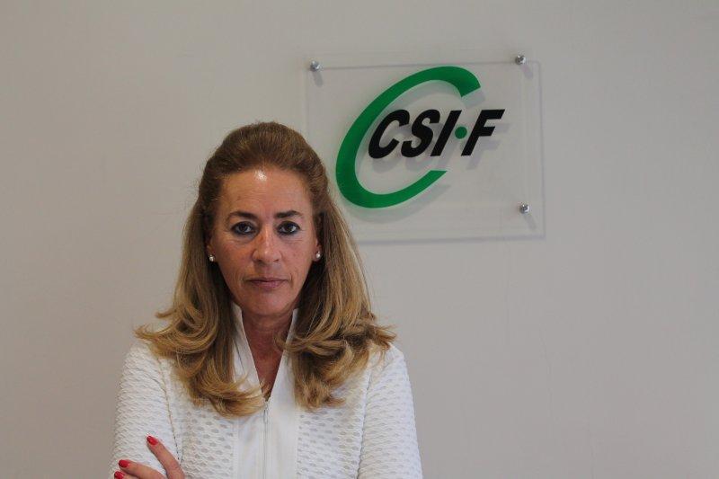 Dolly Prunés, vicepresidenta de CSID Sanidad Comunidad Valenciana