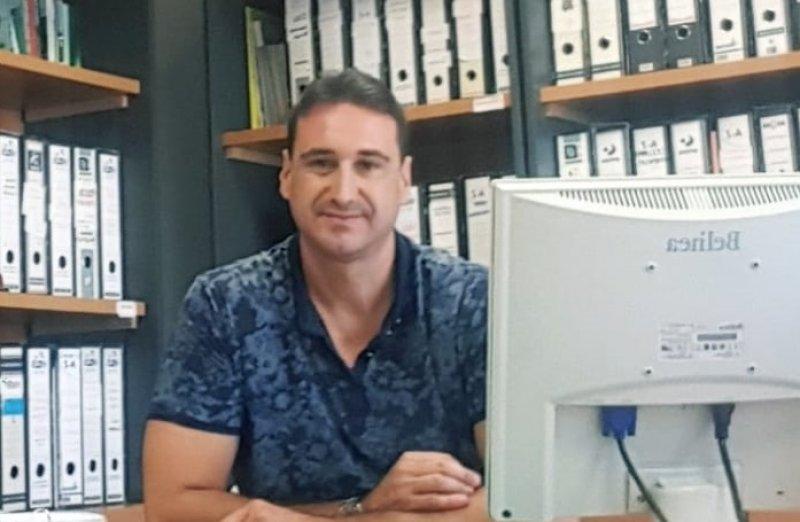 José Luis Sáez, portavoz de CSIF Seguridad Privada Comunidad Valenciana