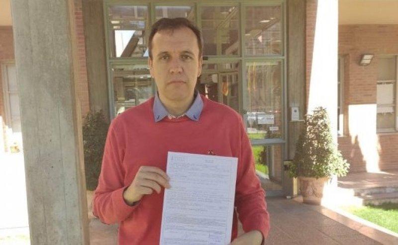 José Seco, delegado de CSIF Comunidad  Valenciana