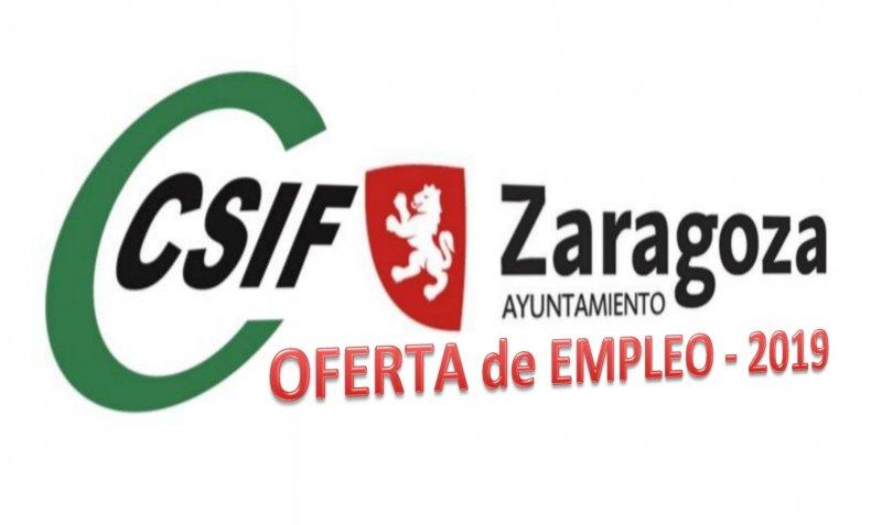 Oferta de Empleo 2019