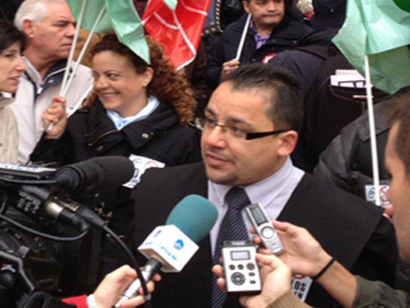Mauro Barea, delegado de CSIF Administración del Consell Comunidad Valenciana